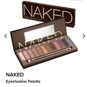 Urban Decay NIB Naked Palette! Sold out Everywhere
